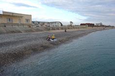 Саки. Санатории, море, пляж
