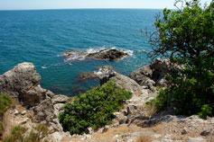 Крым - мыс Сарыч