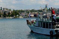 Северная бухта в Севастополе