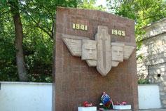 Севастополь. Памятник разведчикам Черноморского флота