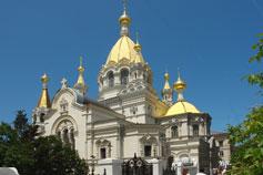 Покровский собор на Большой Морской в Севастополе