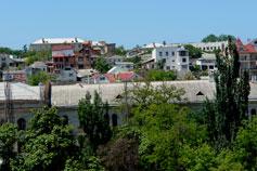 Севастополь. Городской пейзаж
