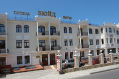 Отель Зюйд в Севастополе