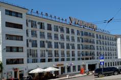 Севастополь. Гостиница Украина