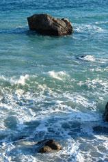 Симеиз, прибрежные камни