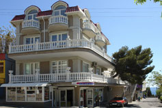 Симеиз отель Чайка, бронирование номеров в Крыму