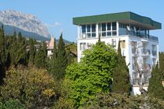 Отель Парк-Отель в Симеизе
