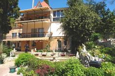 Гостиница Ксения в Симеизе. Бронирование гостиницы