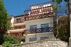Симеиз гостиница Куршавель. Бронирование гостиниц Крыма