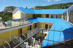 Гостиница Синяя Крыша Атрий в Симеизе забронировать