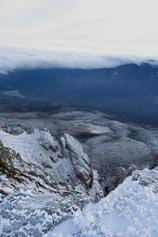 Зима на Чатырдаге