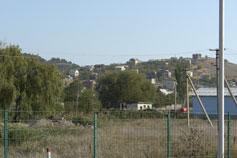 Старый Крым. Вид на город.