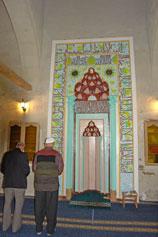Молитва в мечети Узбека в Старом Крыму.