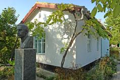 Старый Крым. Музей Грина