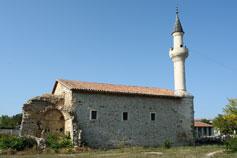Мечеть Узбека в Старом Крыму