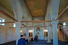 Мечеть Узбека. Намаз