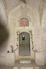 Гавит (притвор) в монастыре Сурб-Хач в Старом Крыму