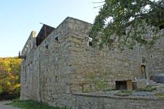 Средневековый армянский монастырь Сурб-Хач в Старом Крыму