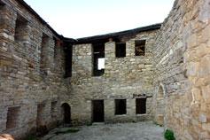 Братский корпус средневекового армянского монастыря Сурб-Хач в Старом Крыму