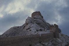Судак. Крепость. Вид на Девичью башню