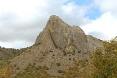 Гора Бакаташ или Лягушка