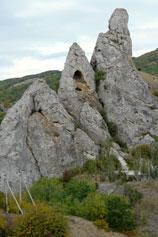 Хребет Элтиген в Солнечной Долине