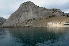 Судак. Гора Полвани-Оба