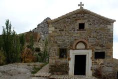 Судак. Храм двенадцати апостолов в посёлке Уютное