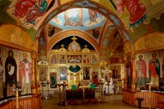 Судак. Свято-Покровский храм фото внутри храма