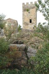 Судак. Портовая башня