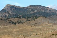 Судак. Гора Ай-Георгий.