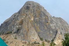 Дачное. Гора Бакаташ (Лягушка)