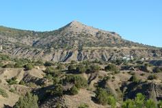 Судак. Гора Лысая