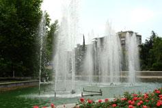 Ялта. Площадь Советская
