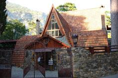 Ресторан Учан-Су около Ялты
