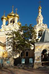 Церковь Александра Невского в Ялте
