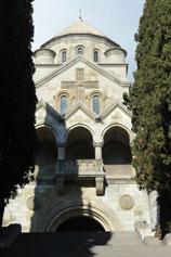Армянский храм в Ялте