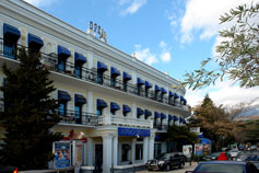Гостиница Ореанда в Ялте