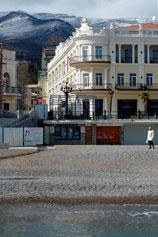 Ялта. Отель Марино или Вальтер