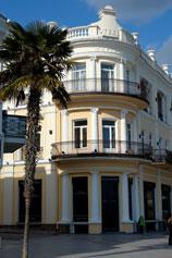 Ялта. Гостиница Марино или Вальтер