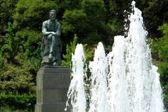 Ялта - памятник А. П. Чехову