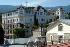 Ялта  - vip отель Елена
