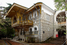 Ялта - дом музей  Леси Украинки