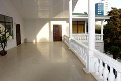 Отель Славянский Альянс, вид с балкона