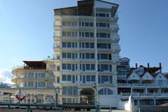 Ялта - гостиница Яхт-Клуб
